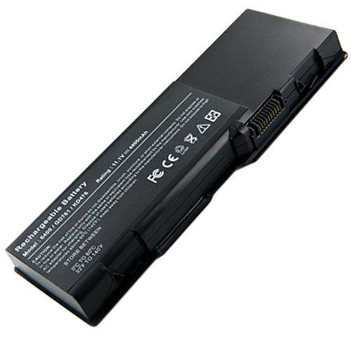 amsahr 6400-02 Ersatz Batterie für Dell Inspiron 6400, 1501, E1505, Vostro 1000 - Akku E1505