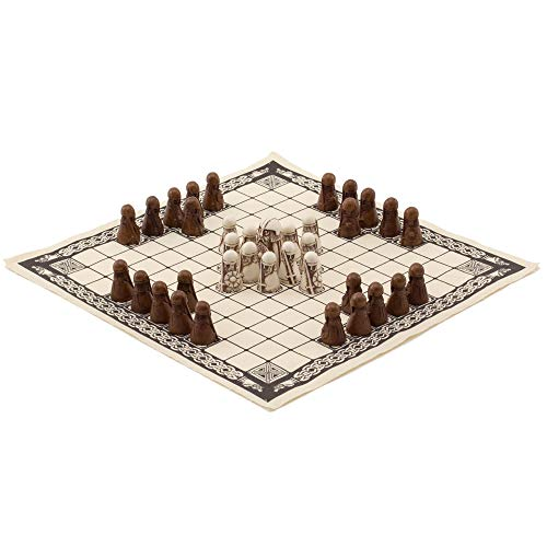 The Viking Game (Hnefatafl) by National Museum Scotland