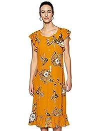 pluss Georgette a-line Dress