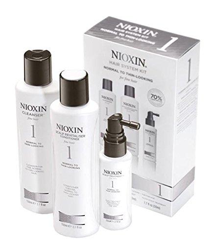 Nioxin Hair System 1 Starter Kit