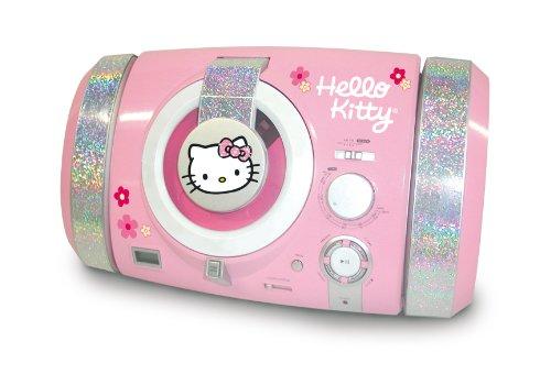 Smoby - 27271 - Jeu d'imitation - Musique - Music Center - Hello Kitty