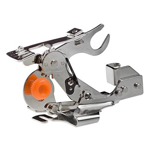 Faden & Nadel Ruffler - Nähfuß/Kräuslerfuß/Falten-Fuß für Nähmaschinen (Ruffler Nähmaschine Fuß)