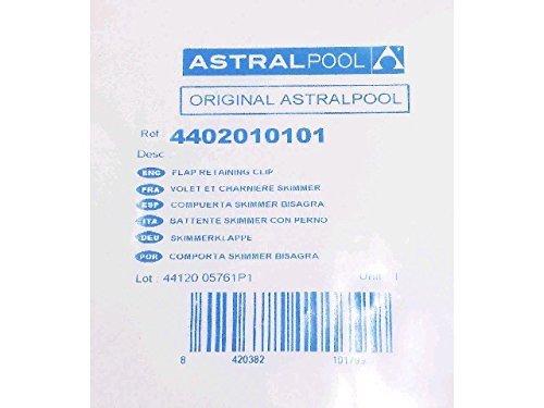 Volet de skimmer Astral 4402010101