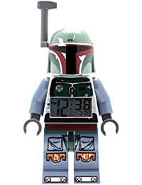 Lego Star Wars 4193353 - Reloj despertador