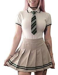 LittleForBig Adulte Bébé Body Couches Amant (ADBL) Snap entrejambes Pyjamas- Cosplay Magic School aa989cf4cf0