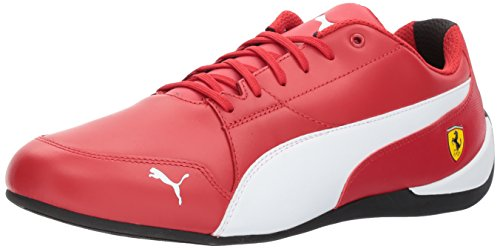 Puma Men's Ferrari Drift Cat 7 Sneaker, Red