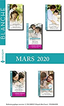 Pack mensuel Blanche : 10 romans  (Mars 2020) (French Edition) van [Collectif]