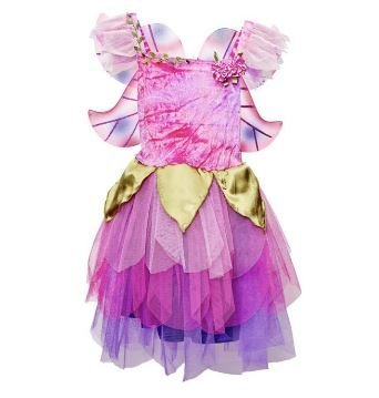 Irish Fairy Door Company Fairy Dress Up Kostüm im Alter von 6-8 Jahren (Irish Dress Up Kostüm)