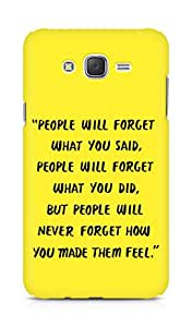 AMEZ people will forget what you said did Back Cover For Samsung Galaxy J7