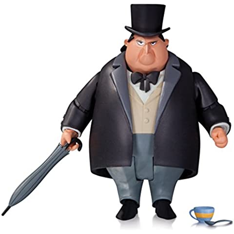 DC Comics Batman The Animated Series The Penguin Action Figure 11 cm