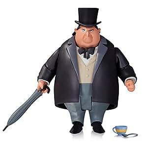 "DC Comics Batman animierte Serie Pinguin ""Action Figur (Full Farbe)"