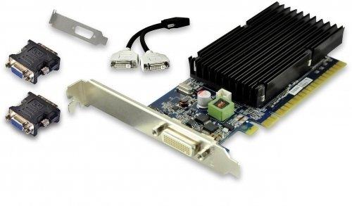PNY VCG84DMS1D3SXPB-CG GeForce 8400 GS 1GB GDDR3 scheda video