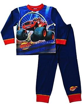 Pijama infantil de Blaze y los Monster Machines, de Nickelodeon, 2a 7años