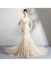 12194f71ce Amazon.es  vestido de novia para boda civil - 100 - 200 EUR  Ropa