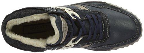 bugatti Herren K275913 High-Top Blau (dunkelblau 425)