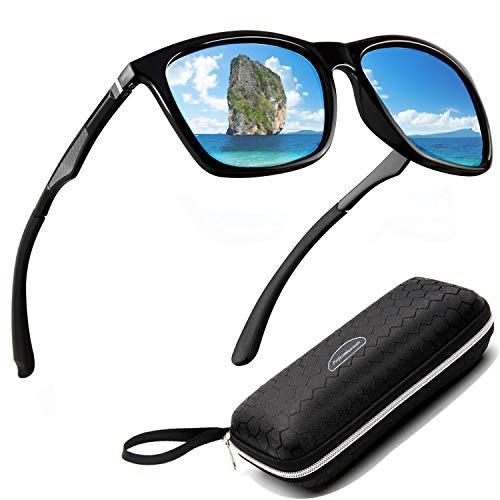 0652ceb76 Perfectmiaoxuan Gafas de sol para hombre mujer polarizadas/Ciclismo El golf  Conducción Pescar Alpinismo Gafas