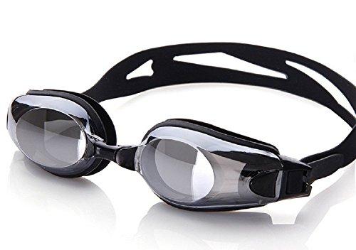 Schwimmen Schutzbrillen, Embryform Clear Schwimmen Schutzbrillen Keine Leaking Anti Fog UV Schutz Triathlon Schwimmbrille mit freiem Schutz Fall für Erwachsene Männer Frauen Jugend Kinder Kind, YG8H1