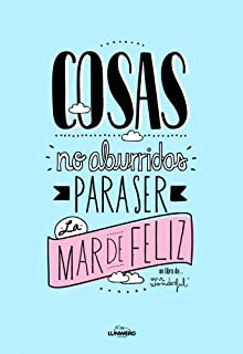Cosas no aburridas para ser la mar de feliz (Ilustración) (8497859812) | Amazon price tracker / tracking, Amazon price history charts, Amazon price watches, Amazon price drop alerts