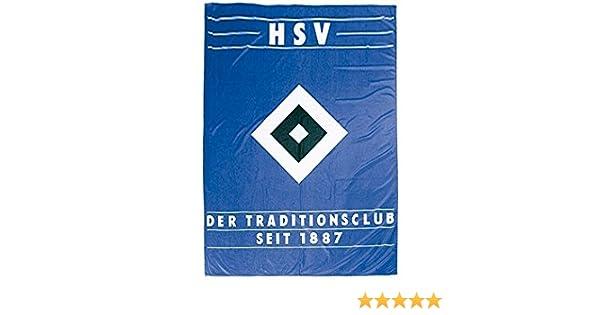 Hamburger SV HSV Fahne Flagge Hissfahne 150 x 200