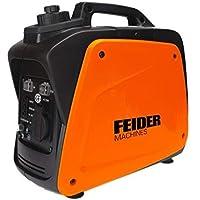 Feider FG900IS Generador Inverter, 780 W