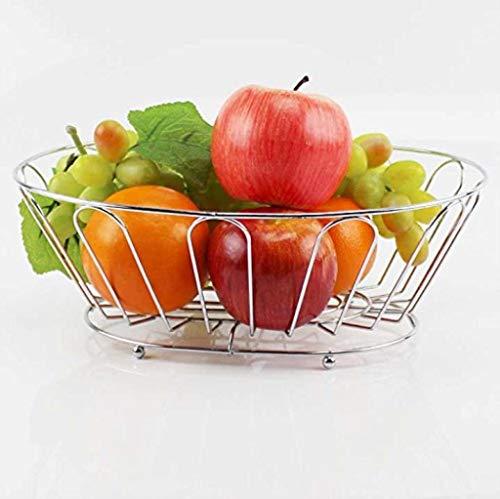 Wäscheständer Obstschale, Kreative Obstschale Korb mit Mode, Candy Dish Snacks Rack, Büro/Home/Table Art Display Lagerregal Open Candy Dish