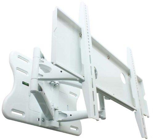 TV Wandhalterung quipma 811, für 37-80 Zoll, bis Vesa 600 x 400, max.75 kg, weiß