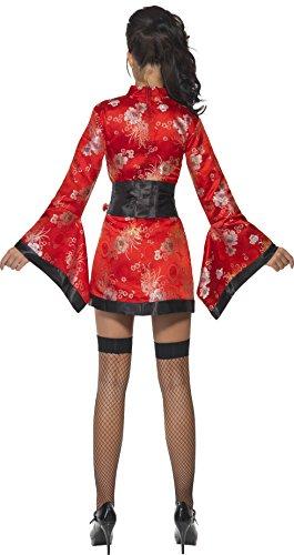 Imagen de fever  disfraz de geisha para mujer, talla m 20559m  alternativa