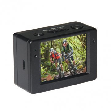 Preisvergleich Produktbild Bheema AT831080p Full HD 5,1cm 800mAh Sport 30M Wasserdicht Auto DVR Camcorder