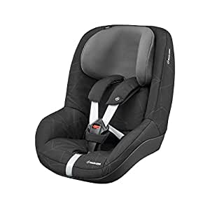 maxi cosi pearl kinderautositz gruppe 1 9 18 kg black. Black Bedroom Furniture Sets. Home Design Ideas