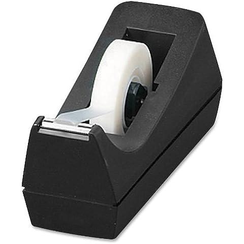Tape Dispenser, Desktop, Holds 1/2