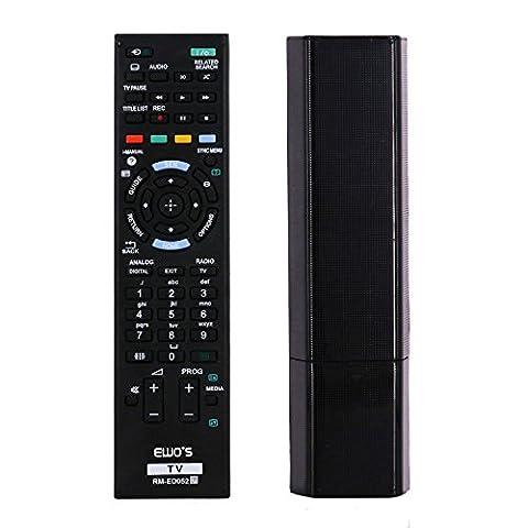 Television Sony 55 - EWO'S RM-ED052 Télécommande pour TV for Sony