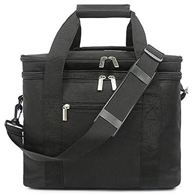Oflamn Große Kühltasche Leichte Praktische Picknicktasche für Grillen, Wandern, Ausflüge, Urlaub 18L