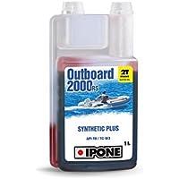 Ipone 800593Outboard 2000RS–Olio motore 2tempi sintetici più motore