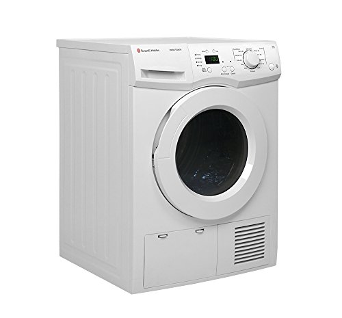 Russell Hobbs RH8CTD600 8Kg White Condensor Sensor Tumble Dryer - Free 2 Year Warranty* (white)