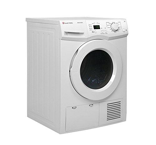 Russell Hobbs RH8CTD600 8Kg White Condensor Sensor Tumble Dryer - Free 2 Year Warranty* (white)