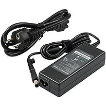 QUMOX Cargador de portátil para HP Pavilion DV7 19V 4.74A 90W Notebook AC Power Supply