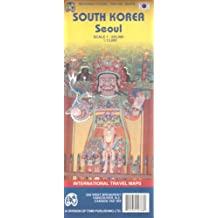 South Korea Map (International Travel Map)