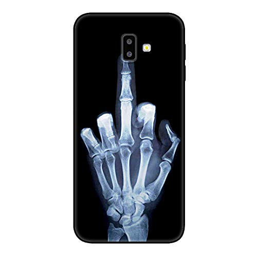 Aksuo Funda Compatible with Samsung Galaxy J6 Plus