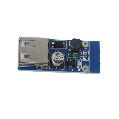 Imported DC-DC 0.9V-5V to 5V Converter USB Step Up Power Boost Module Mini PFM Control