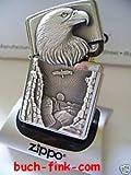 Zippo Feuerzeug  Eagle Grand Canyon + Jetflame-Gaseinsatz