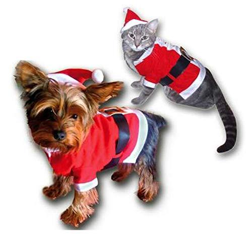 Sandy Kostüm Hunde - Sandy Kostüm für Katzen, Weihnachts-Look
