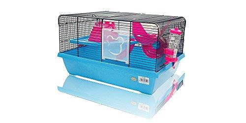 Cage pour hamster 51 x 37 x 24 cm