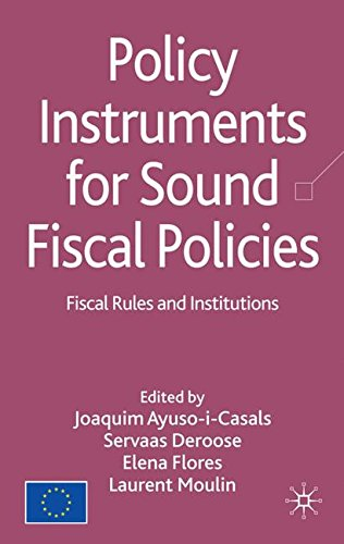 Policy Instruments for Sound Fiscal Policies: Fiscal Rules and Institutions (Finance and Capital Markets Series)