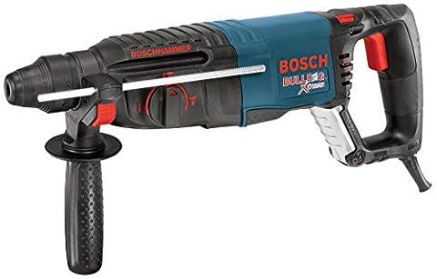 Bosch Bulldog Xtreme 2,5cm SDS-Plus Marteau rotatif Poignée en D, 11255VSR