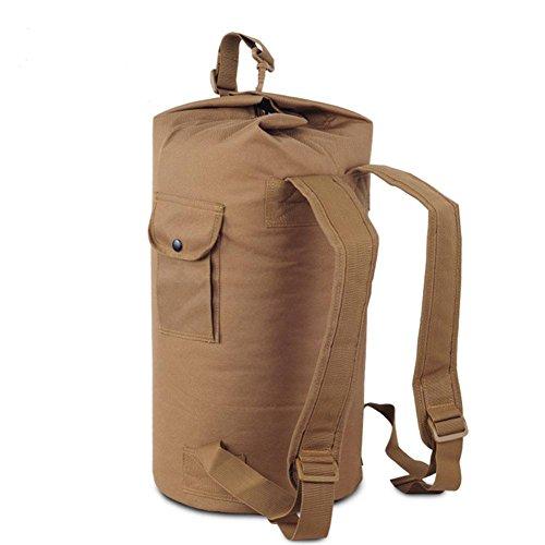 DONG Outdoor / mini / Schulter / Tasche / Rucksack wolf brown