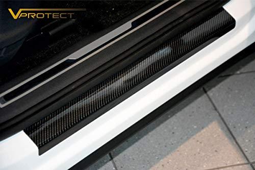 V-Protect 5D Carbon Einstiegsleisten Lackschutzfolie Glanz (2123-603)