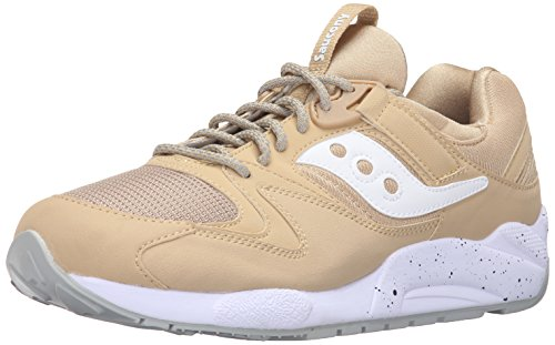 "Saucony - Saucony Grid 9000 ""Wheat"" Multicolor"