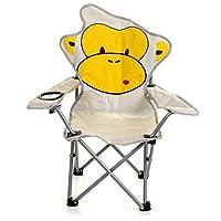 Marko Outdoor Camping Chair Kids Chidren Cartoon Animal Portable Lightweight Garden Beach Seat