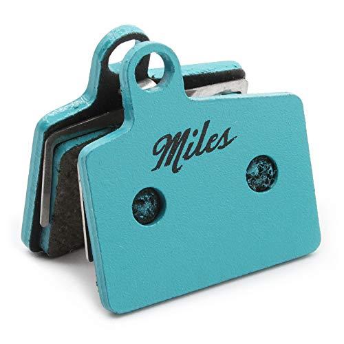 Miles Racing Scheibenbremsbeläge, semi metallisch, Hayes Stroker Ryde, Dyno, Radar