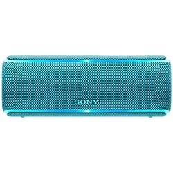 Sony SRS-XB21 Enceinte portable sans fil Bluetooth Waterproof avec effet lumineux - Bleu